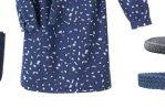 LEOPARD-PRINT NAUTICAL DRESS