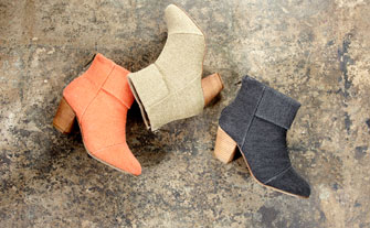 Our Favorite Spring Booties: Bucco- Visit Event