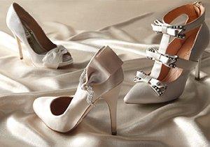 Head Over Heels: Bridal Shoes