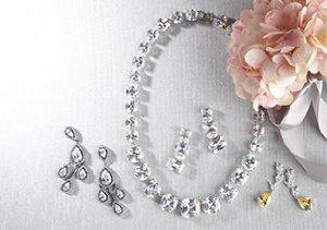 Wedding Boutique: Dazzling Jewelry