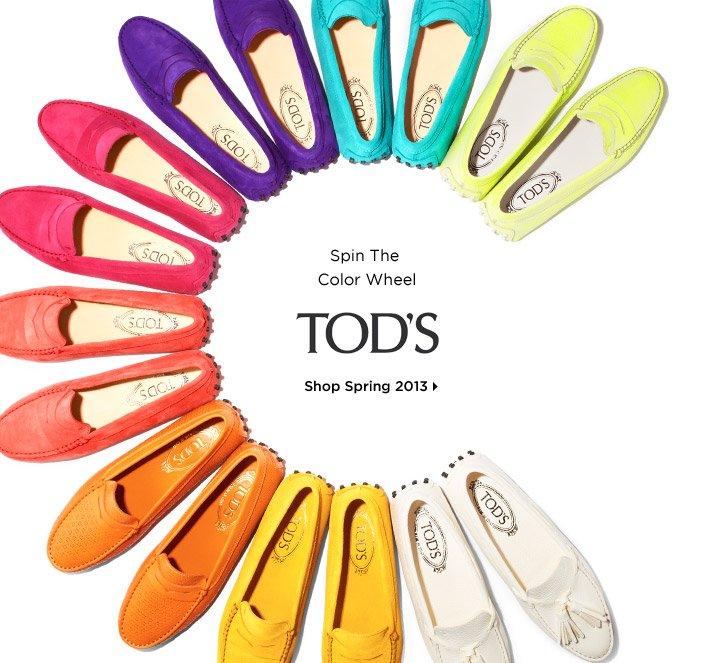 Shop Tod's Spring 2013