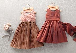 Wedding Boutique: Girls' Dresses