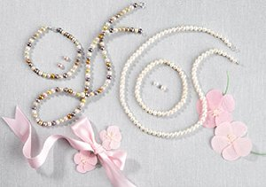 Wedding Boutique: Girls' Classic & Elegant Jewelry