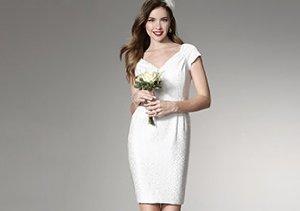 Wedding Boutique: The Little White Dress