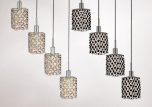 Elegant Lighting Mini-Chandeliers