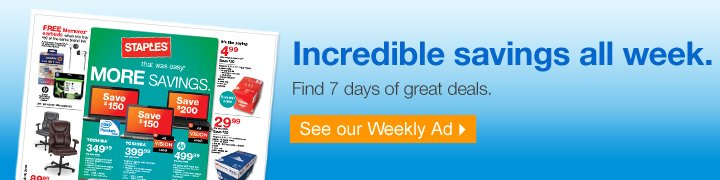 Sneak  peek our Weekly Ad. Find 7 days of great deals. See our Weekly  Ad.