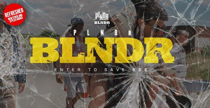 Refresh: PLNDR BLNDR