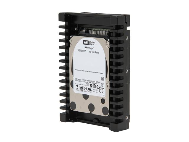 Western Digital WD VelociRaptor WD1000DHTZ 1TB 10000 RPM 64MB Cache SATA 6.0Gb/s 3.5 inch Internal Hard Drive - Bare Drive