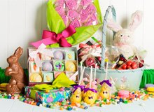 Here Comes the Easter Bunny Gourmet Goodies