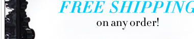 TODAY ONLY: All Dresses are 30-50% off, plus FREE SHIPPING!