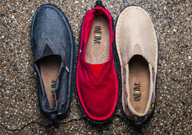 Shop Bob Marley Hemp Slip-Ons & Sandals