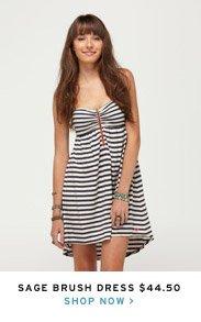 Sage Brush Dress $44.50 - Shop Now