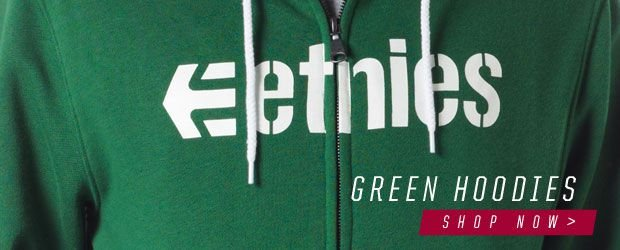Shop Green Hoodies