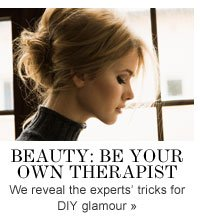 BEAUTY: Be your own therapist We reveal the experts' tricks for DIY glamour»