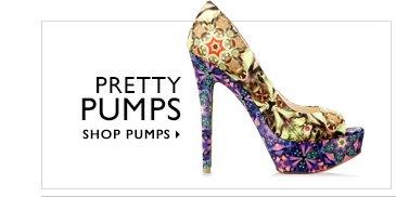 Click here to shop pumps.