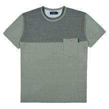 Paul Smith T-Shirts - Khaki Patch Pocket T-Shirt