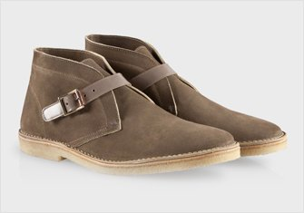 Men's Shoes and Boots - Shop Feature