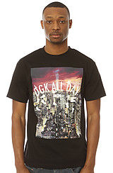 The All Day Nitelife Tee in Black