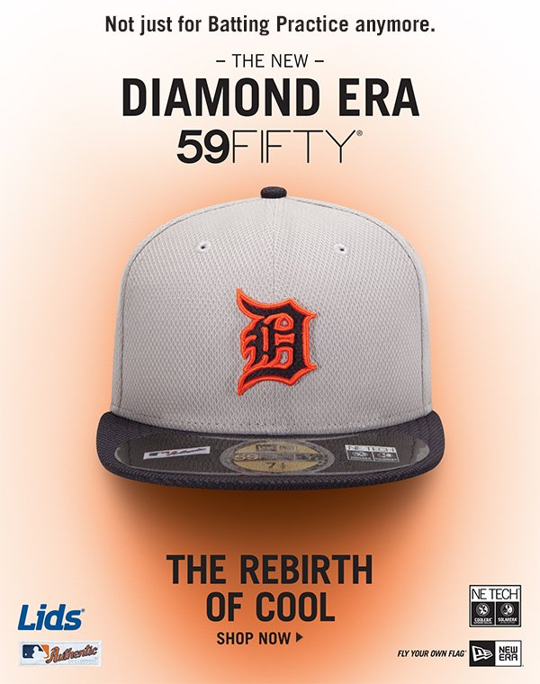 The Rebirth of Cool! Shop the new Diamond Era 59FIFTY®.