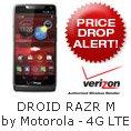 DROID RAZR M by Motorola - 4G LTE. PRICE DROP ALERT!