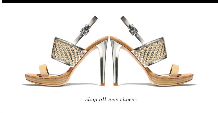 shop all new shoes