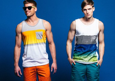 Shop Ocean Current Bold Tanks & Bottoms