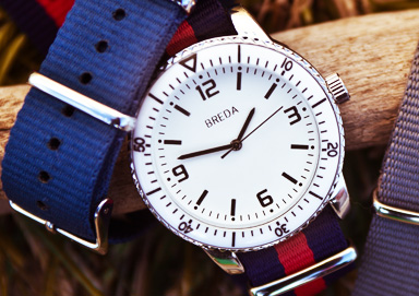 Shop Streamlined Style: Watches