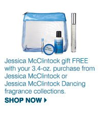 Jessica McClintock gift FREE with your 3.4-oz. purchase from Jessica McClintock or Jessica McClintock Dancing fragrance collections. Shop now.