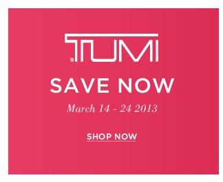Shop Tumi