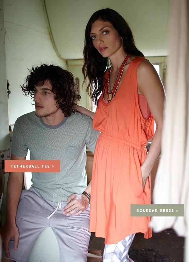 Tetherball Tee | Soledad Dress