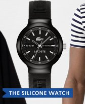 THE SILICONE WATCH