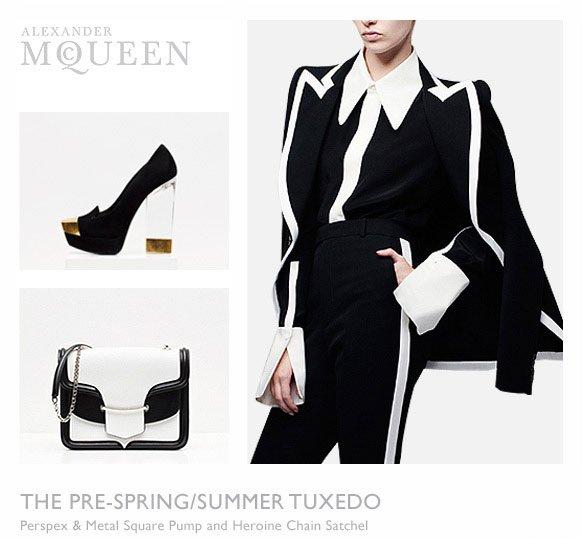 The Pre-Spring/Summer Tuxedo
