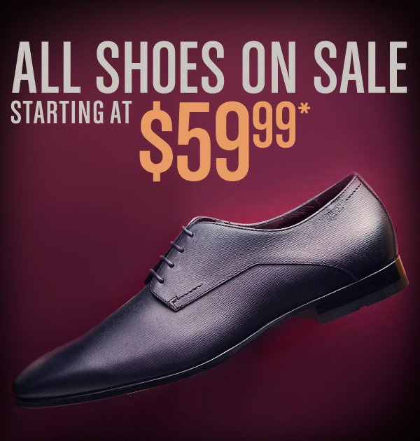 Save on All Shoes