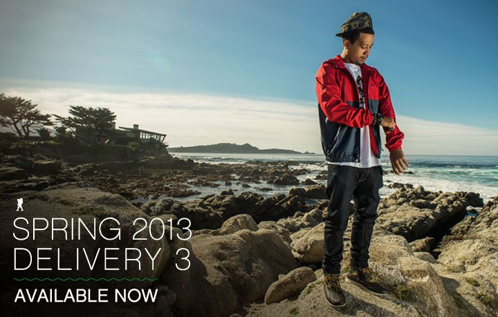 Spring 2013 Delivery 3
