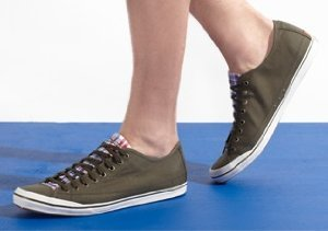 CANVAS CASUALS: SNEAKERS, LOAFERS & OXFORDS