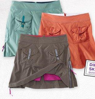 Dirt In The Skirt SWB ›