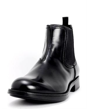 Prada Bright Calf Boot - Made In Italy