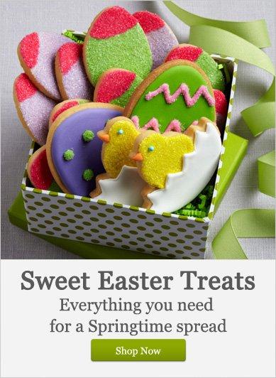 Sweet Easter Treats - Shop Now