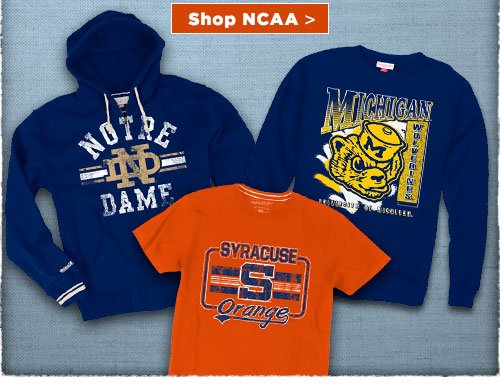 Click Here to Shop NCAA