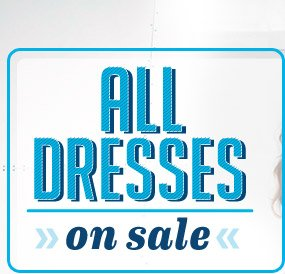 ALL DRESSES | on sale