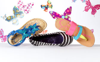 Jessica Simpson Girls' Shoes- Visit Event