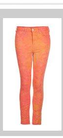 MOTO Multi Fluoro Jamie Jeans