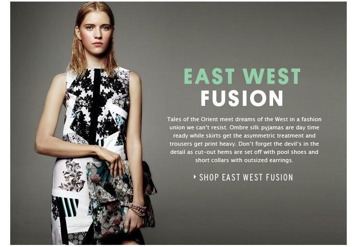 East West Fusion - Shop East West Fusion