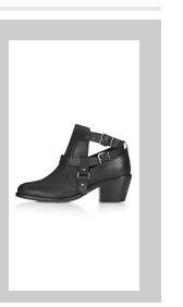 ADVANCE Cutout Western Boots