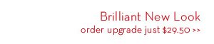 Brilliant New Look order upgrade just $29.50.
