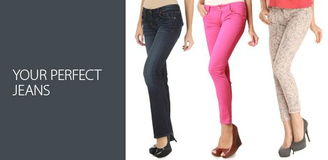 The Perfect Jeans for you