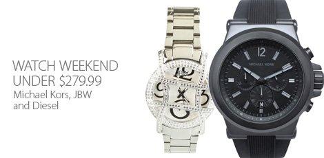 Watch Weekend under $279.99
