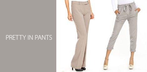 Pretty in Pants