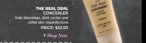 Real Deal Concealer $22.00