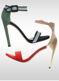 Strap In! Snag The Season's Chicest Single-Strap Stilettos